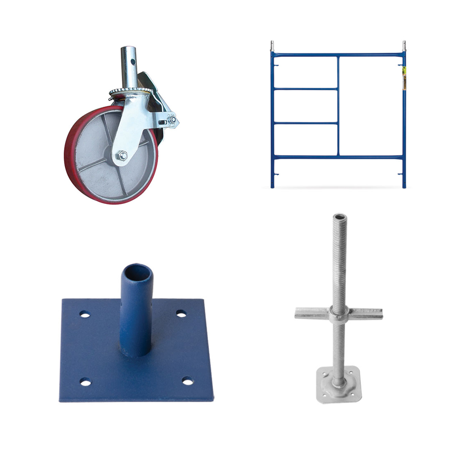 SCAFFOLD AND LADDERS ACCESSORIES