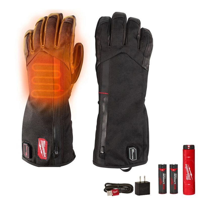 Gloves and Hand-Heaters