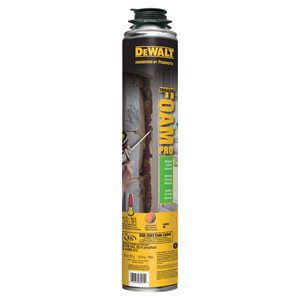 Mousse polyurethane expansible TRIGGERFOAM PRO 29oz