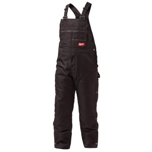 261B - Milwaukee GRIDIRON Zip-to-Thigh Bib Overall - MILWAUKEE