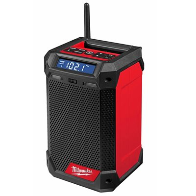 Radio chargeur M12 Milwaukee