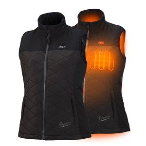 333B-20 - Manteau léger chauffant AXIS sans manche pour femme - MILWAUKEE