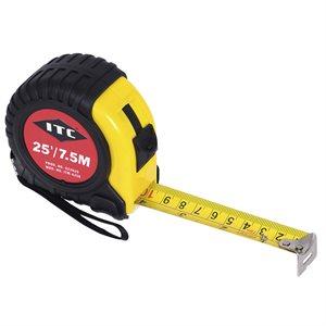 "ITC - 022020 - 1"" X 25' S.A.E. / METRIC TAPE MEASURE - ITM-425"