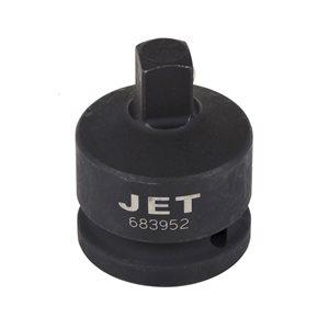 JET - 683952 - ADAPTATEUR À CHOCS 3 / 4 PO FEMELLE X 1 / 2 PO MALE -