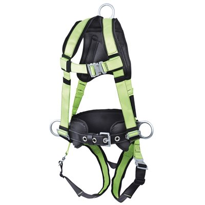 PEAKWORKS - V8255621 - PEAKPRO HARNESS WITH POSITIONING BELT - 3D - CLASS AP - FBH-60110A1020-S