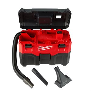 MILWAUKEE - 0880-20 - Aspirateur sec et humide Milwaukee M18