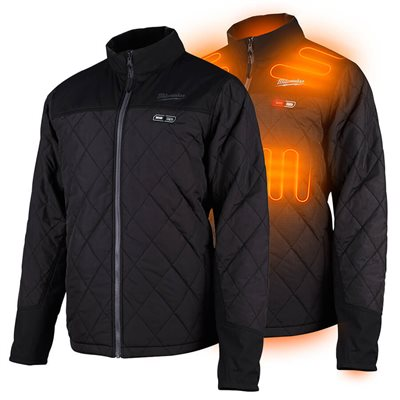 203B-20XL - Heated Jacket - AXIS Only XL - MILWAUKEE