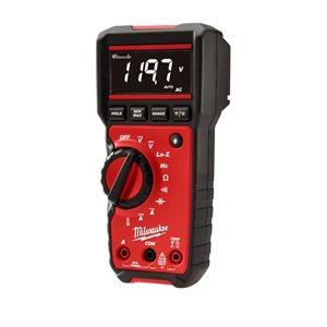 10-1000V Dual Range Voltage Detector MULTIMÈTRE DIGITAL