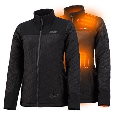 233B-20S - Heated Women's Jacket - Axis Only S - MILWAUKEE