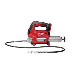 MILWAUKEE - 2646-20 - M18 Cordless 2-Speed Grease Gun (Bare Tool)