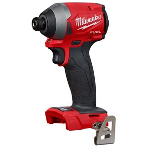 "2853-20 - 1 / 4"" HEX IMPACT DRIVER- BARE TOOL M18 FUEL - MILWAUKEE"