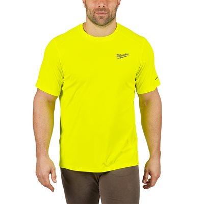 T-Shirt léger manches courtes - HI-VIS L