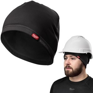 422B - WORKSKIN MID-WEIGHT COLD WEATHER HARDHAT LINER - MILWAUKEE