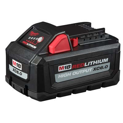 Batterie 18V XC6.0Ah High Output