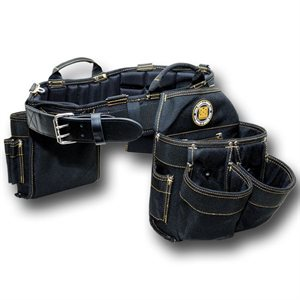 "43244 Electrician's Combo Belt & Bags - XL (40"" - 44"") - Rack A Tiers"