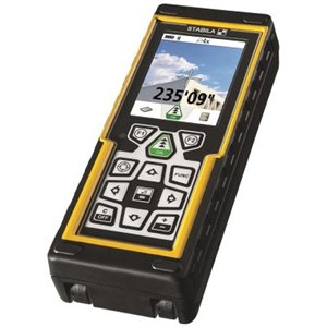 06520 LD-520 FULL FEATURE LASER DISTANCE MEASURE - STABILA