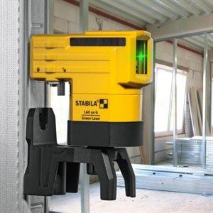 03265GP Niveau laser LAX50G vertical / horizontal Stabila